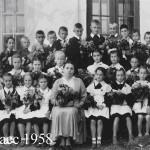 1966-2класс Наша первая учительница Лилия Михайловна Караченцева