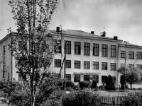Багеровская средняя школа