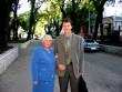 Гумирова Валентина Степановна с учеником и коллегой по работе - Петиным Иваном